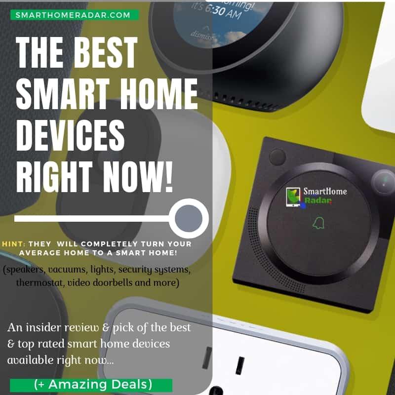 Évaluations de Smart Home Devices 2019: les meilleurs systèmes de domotique