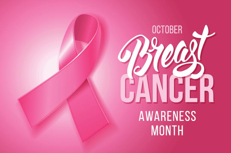 Consommation mensuelle pour le cancer du sein en 2019: nous allons passer au rose pour octobre